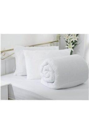 Zeynep Tekstil Çift Kişilik Silikon Yorgan Seti +2 Yastık Hediyeli 1