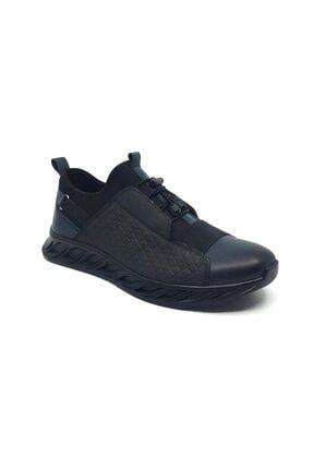 Taşpınar Salih %100 Deri Erkek Rahat Günlük Bağsız Kışlık Ayakkabı 40-44 0
