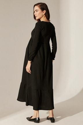 LC Waikiki Kadın  Yeni Siyah  Elbise 0Sn274Z8 2