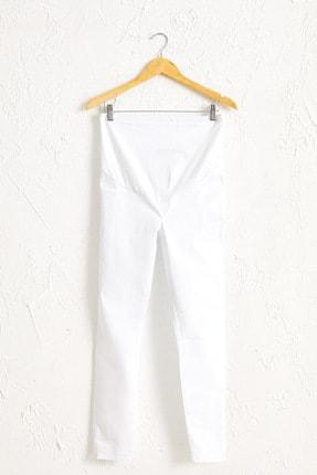 LC Waikiki Kadın  Optik Beyaz  Pantolon 0S0547Z8 0