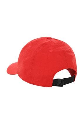 The North Face Kırmızı Horizon Cap Şapka 1
