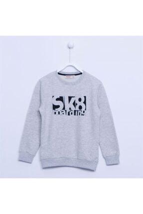 Erkek Genç Gri Sweatshirt JS-312815 19K060000244-023