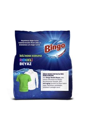 Bingo Matik Toz Çamaşır Deterjanı Renkli & Beyaz 7 kg 2'li 2