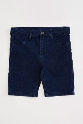Defacto Erkek Çocuk Slim Fit Normal Bel Bermuda 1