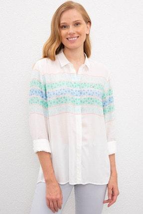 US Polo Assn Kadın Gömlek G082GL004.000.985692 0