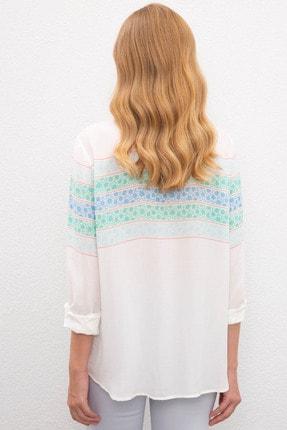 US Polo Assn Kadın Gömlek G082GL004.000.985692 2