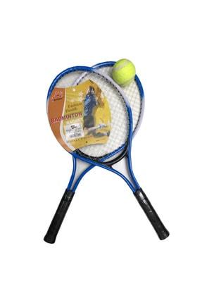 Pasifik Komple Çantalı Kort Çocuk Tenis Raketi Set 0