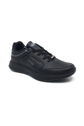Wickers Erkek  Siyah Ortopedik Günlük Mevsimlik Spor Ayakkabı 40-44 0