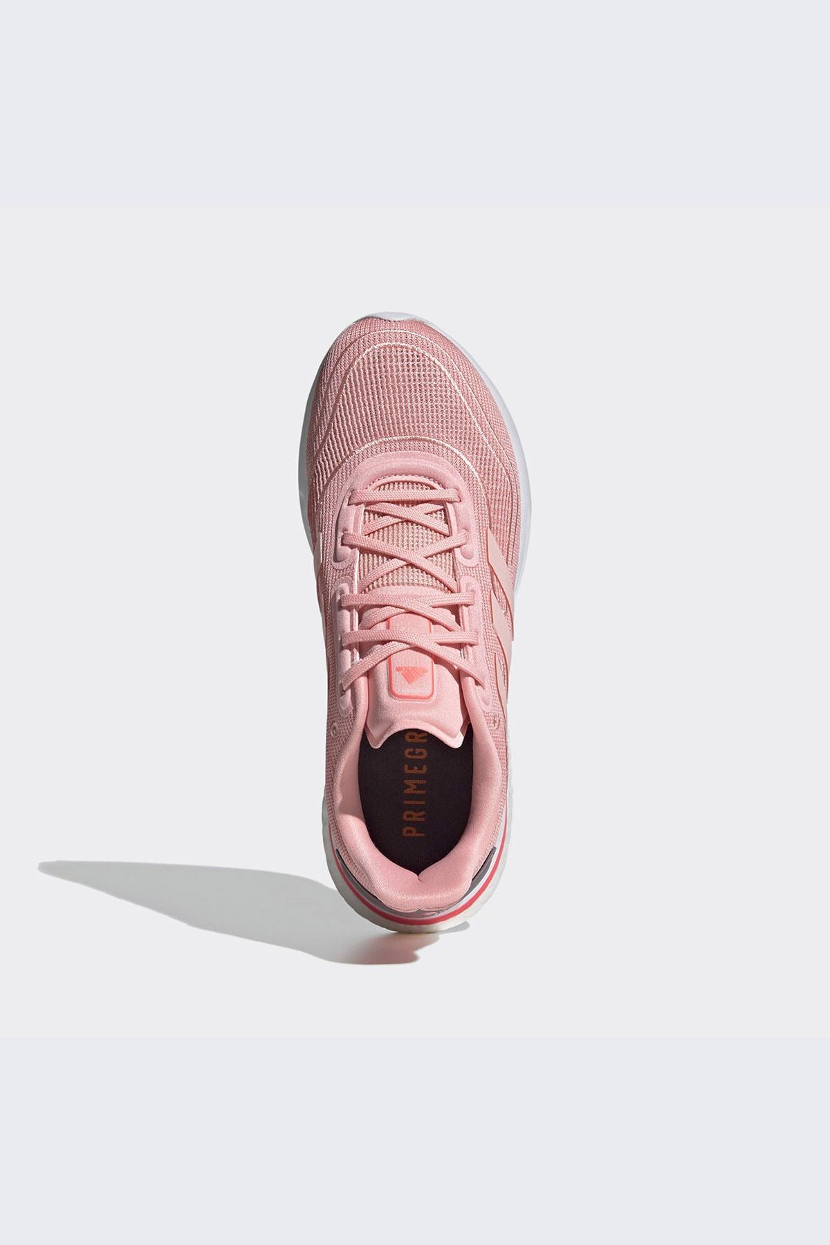 adidas Kadın Pembe Supernova W Koşu - Yürüyüş Ayakkabısı Fv6021