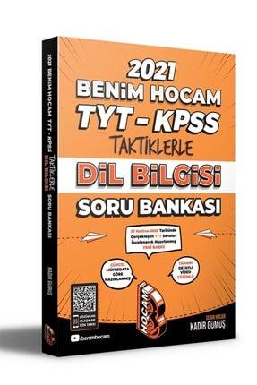 Benim Hocam Yayınları 2021 Tyt-ayt-kpss Taktiklerle Dil Bilgisi Soru 0