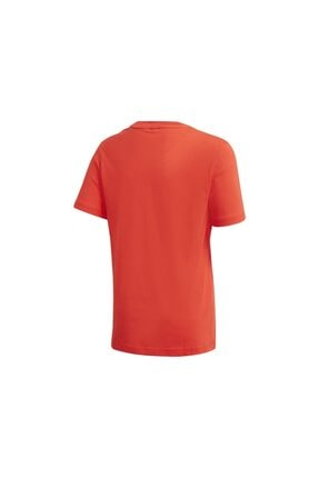 adidas Çocuk Çok Renkli Kısa Kol T-Shirt 1