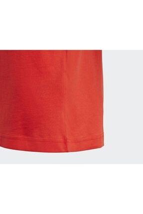 adidas Çocuk Çok Renkli Kısa Kol T-Shirt 3