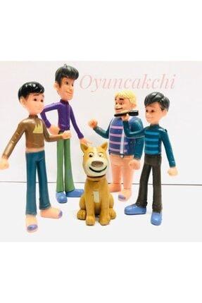 oyuncakchi Rafadan Tayfa Figür Oyuncak Trt Çocuk Çizgi Film Karakter Kamil Hayri Akın Mert 0