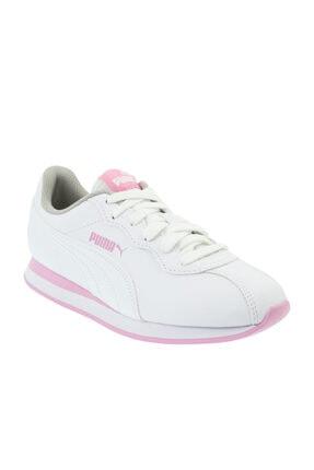 Puma Turin Iı Kadın Beyaz Spor Ayakkabı (366773-21) 0
