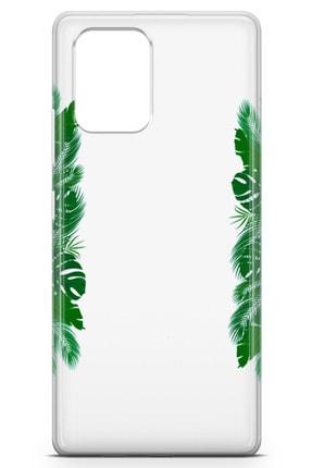 Lopard Samsung Galaxy S10 Lite Kılıf Hawai Adaları Arka Kapak Koruma Desenli Full Koruyucu 1