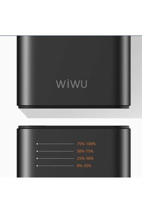 WIWU Samsung Galaxy J6 Için Powerbank 10000 Mah Taşınabilir Hızlı Şarj Cihazı 4