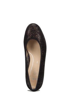 ARASHOES Kadın Kahverengi Topuklu Ayakkabı 2