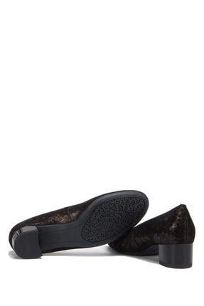ARASHOES Kadın Kahverengi Topuklu Ayakkabı 3