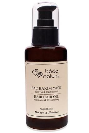 Bade Natural Güçlendirici & Besleyici Aromaterapi Saç Bakım Yağı 8681529832147 0