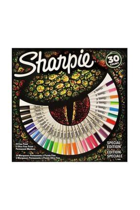 Sharpie Permanent Set Fıne 30lu Kertenkele 2061127 0