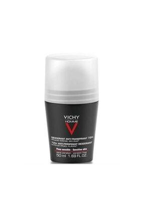 Vichy Homme Terleme Karşıtı Iz Bırakmayan Deodorant Yoğun Kontrol 50ml 0