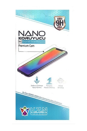 KZN Samsung Note 10 Plus Nano Cam Kırılmaz Cam Ekran Koruyucu 9h 0