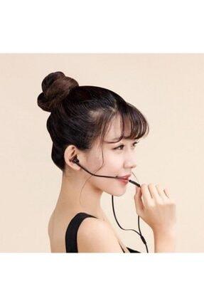 Xiaomi Piston Basic Edition Mikrofonlu Kulakiçi Kulaklık Siyah (Yassı Kablolu) 4