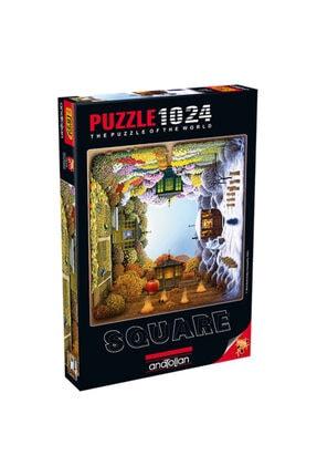 Anatolian Puzzle 1024 Parça Dört Mevsim Puzzle 0