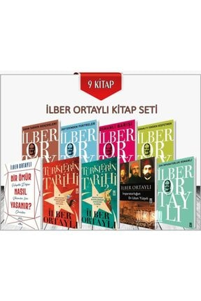 Timaş Yayınları Ilber Ortaylı 9 Kitap Set 0
