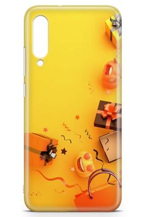 Lopard Xiaomi Mi A3 Kılıf Hediyelik Ürünler Arka Kapak Koruma Desenli Full Koruyucu 1