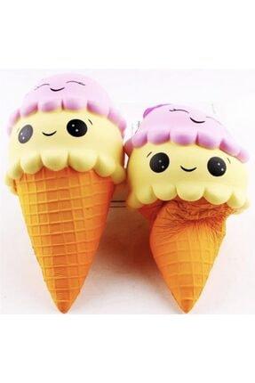 oyuncakchi Squishy Gülen Dondurma 16 Cm Sukuşi Yavaş Yükselen Oyuncak 2