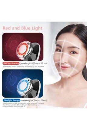 TheBeautyStore Anlan 5 In 1 Yüz Bakım Cihazı Sıcak Soğuk Yüz Ütüsü Kavitasyon Aleti Sıkılaştırıcı Anti Aging 4