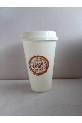 COUSINS Plastik Kahve Taşıma Bardağı 0