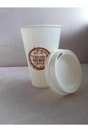 COUSINS Plastik Kahve Taşıma Bardağı 1