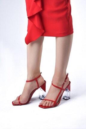Tessera Topuklu Kadın Sandalet 2
