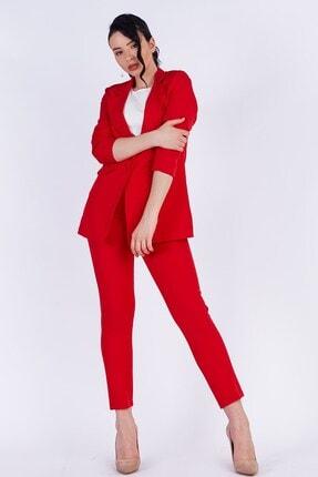 TEORA FASHION Blazer Ceket Pantolon Takım 1