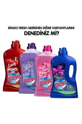Bingo Fresh Yüzey Temizleyici 2,5 L Mutlu Yuvam 4'lü 4