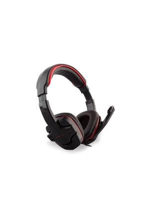 Snopy Rampage Sn-r9 Oyuncu Siyah/Kırmızı Mikrofonlu Kulaklık 2