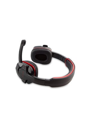 Snopy Rampage Sn-r9 Oyuncu Siyah/Kırmızı Mikrofonlu Kulaklık 3