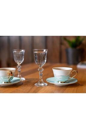 Karaca Krs 6lı Kahve Yanı Bardağı 57-6030-0050-v00 1
