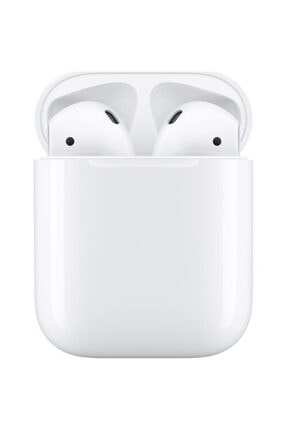 Apple Airpods 2. Nesil Bluetooth Kulaklık Mv7n2tu/a ( Türkiye Garantili) 0
