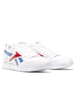 Reebok Royal Glide Erkek Beyaz Koşu Ayakkabısı Fw6706 1