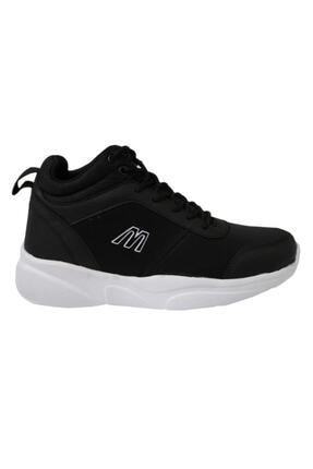 MP Unisex Siyah Yüksek Bilekli Spor Ayakkabı 0