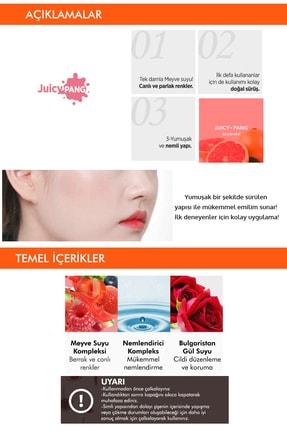 Missha Doğal Görünüm Sunan Likit Allık A'pıeu Juicy-Pang Water Blusher (pk04) 3