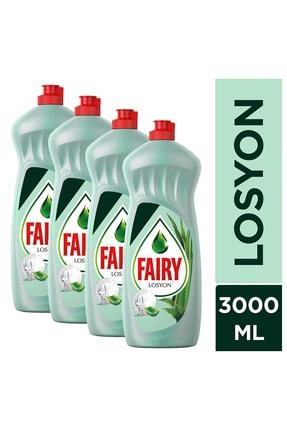 Fairy Losyon 750 Ml X 4 0