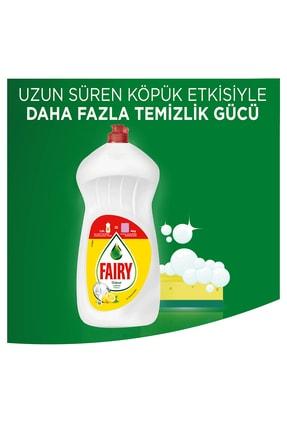 Fairy 3x1500 Ml Sıvı Bulaşık Deterjanı Limon 4