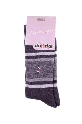 Dündar Havlu Çorap 445 | Füme 0