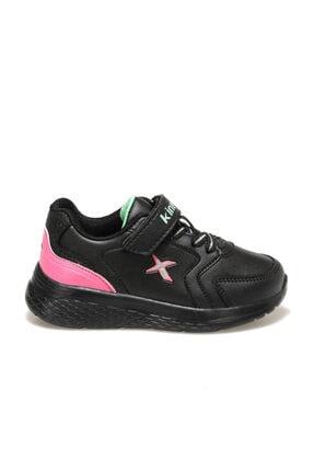 Kinetix MARNED J Siyah Kız Çocuk Yürüyüş Ayakkabısı 100534005 1