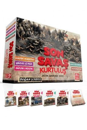 Model Eğitim Yay Model Çocuk Son Savaş Kurtuluş Hikaye Seti 3. Sınıf Ve 4. Sınıf 0
