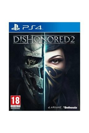BETHESDA Ps4 Dıshonored 2 0